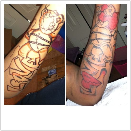 Need Ink Hit Me @202-617-6507
