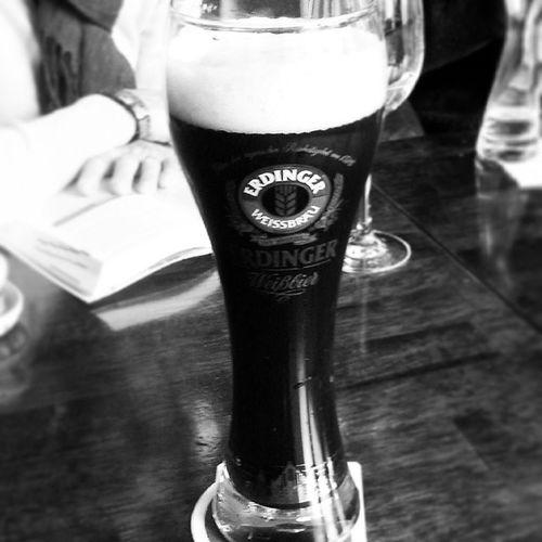 Erdinger Dunkel Beerporn FirstOfMany ElevenBar Berlin Germany
