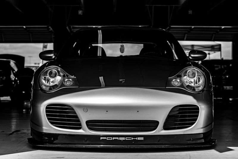 Automobile Automotive Photography Blackandwhite Photography Expensive Fast Cars Front View German Land Vehicle Light And Shadow Mode Of Transport Mode Of Transportation Nikon D750 Photographyisthemuse Porsche Porsche 911 Porsche Carrera 4S Vehicle