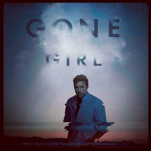Pretty excited for Gonegirl tomorrow 😆😆😆 Gillianflynn MOVIE Lovethebook
