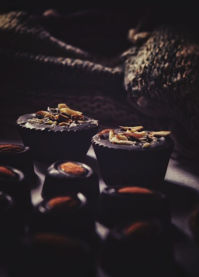 Chocolates adds the sweetness in the atmosphere..