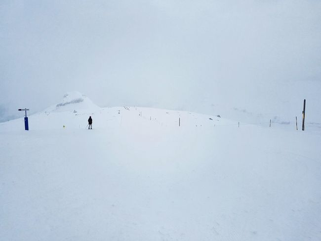 Snow Skiing Flaine Flainefrance Snow Nature Beauty In Nature Cold Temperature Winter Landscape