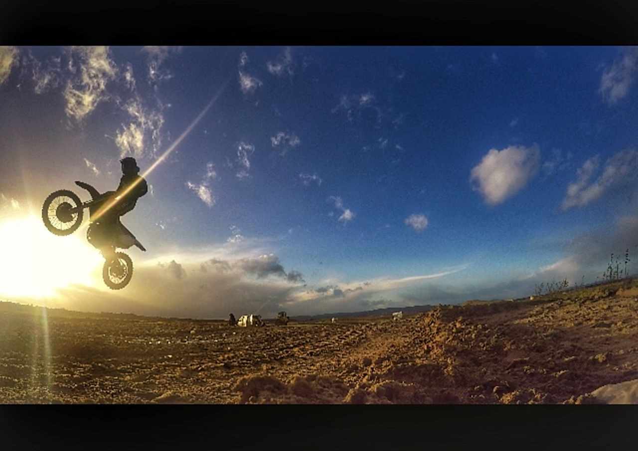 sky, cloud - sky, air vehicle, airplane, flying, landscape, day, outdoors, no people, mountain, transportation, sea, water, scenics, nature