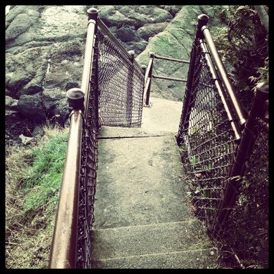 Stairway to Nowhere . Saltcreek Washington Washingtoncoast Instatexture All_shots Updaily Instacool