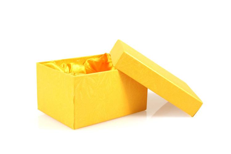 Box Gold Gift