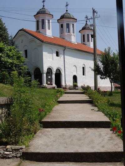 Church Flowers Green Garden