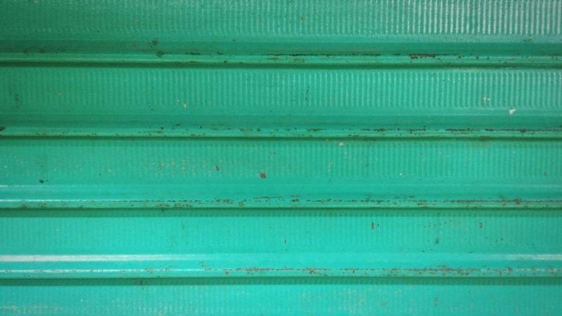 Tarapoto Colours #1 Green Turquoise Wall Minimal Parallel Lines
