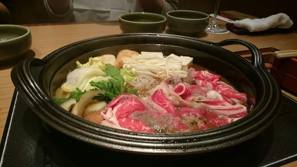 Sukiyaki すき焼き しゃぶしゃぶ うまし(o^^o)