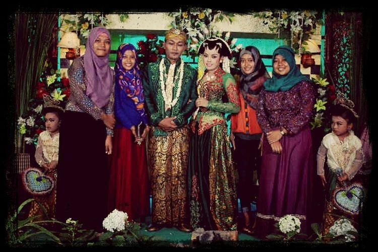 Wedding my sister :* ({})