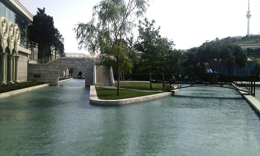 Набережная Баку Water Surface Beauty In Nature
