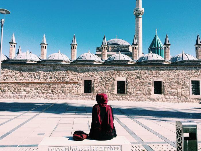 Konya Mevlana Mosque Mevlana Mevlana Türbesi Mevlana Muzesi Mevlana Museum
