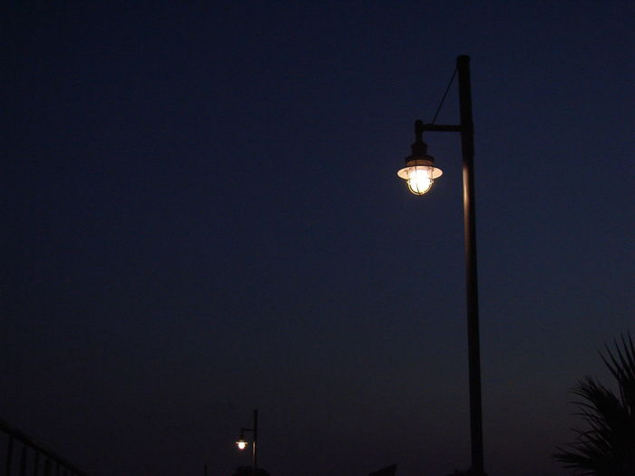 Dark Electric Light Found On The Roll Glowing Illuminated Lamp Low Angle View Nature Night No Filter, No Edit, Just Photography No People Outdoors Pole Sky Street Light Cities At Night Eyeem Awards 2016