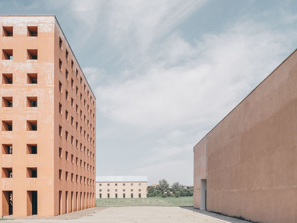 Aldo Rossi Architect Architecture Cemetery The Architect - 2018 EyeEm Awards