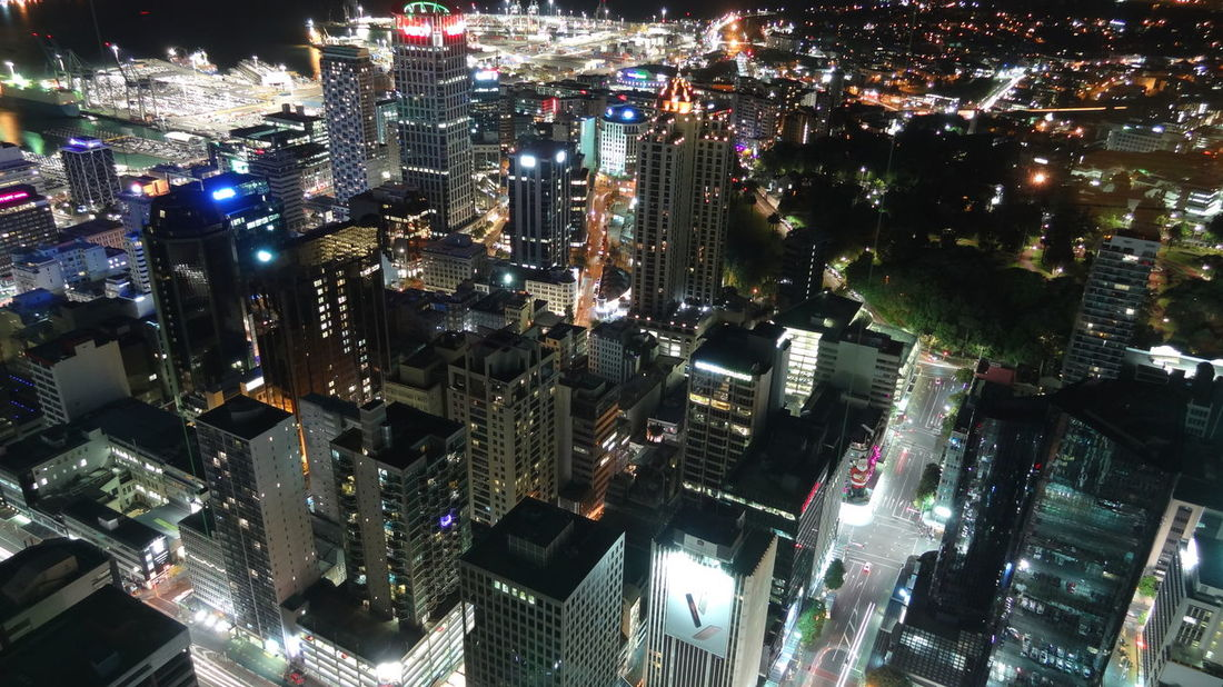 Architecture Auckland Auckland New Zealand Building Exterior Cars City Cityscape EyeEmNewHere Illuminated Longexposure Longexposurephotography Modern Night Night Colors Night Lights Nightphotography Outdoors Roads Rush Skyscraper The Architect - 2017 EyeEm Awards