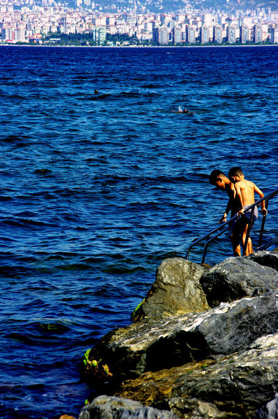 2011 Flashback Turkey Pentax K20d Adalar One Day Trip Kids Kidsphotography Kids Playing Kids Playing At The Beach Live For The Story