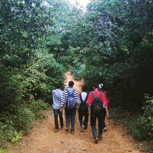 Trek to Rajmachifort , the most memorable one..... Feel The Journey