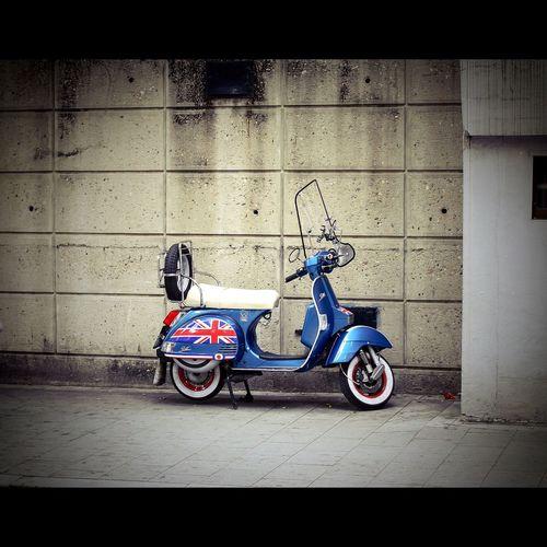 Bike Mini Scooter English