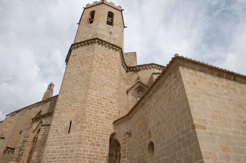 Santa Maria La Mayor Church Church SPAIN Santa Maria La Mayor Valderrobres Village