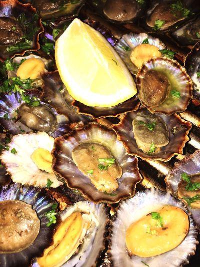 Madeira Porto Santo Island Lapas Food Yellow