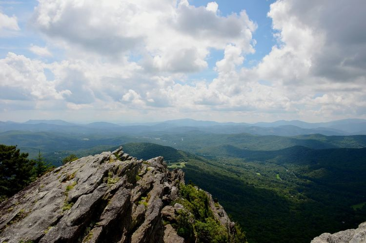 Grandfather Mountain Boone NC Mountains And Sky Mountain Mountain View Mountains And Valleys Eyeemphoto The Great Outdoors - 2017 EyeEm Awards