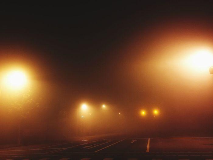 Road Empty