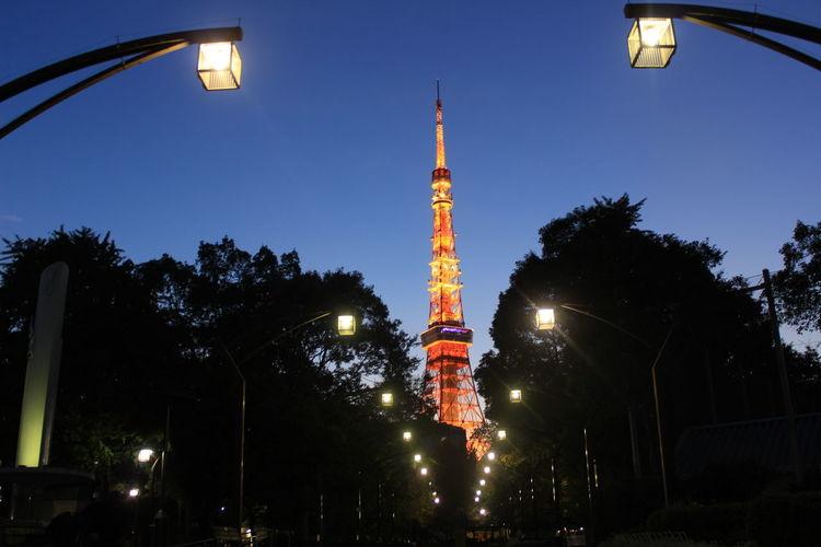Night Lights Nightphotography Tokyo Street Photography Tokyo Tower Tokyo Night Nigh Fotograph Nigtshot No People Street First Eyeem Photo