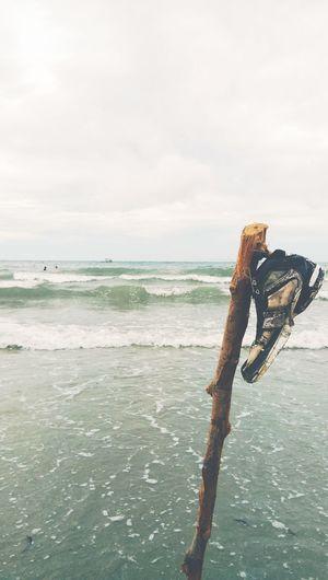 LOST EyeEm Selects Water Sea Beach Swimming Sand Sky