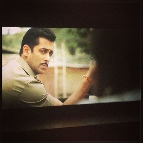 Chulbul Pandey is so hot. ❤