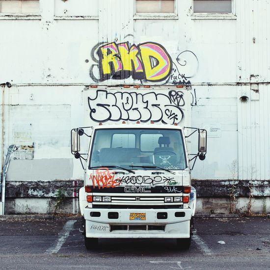 City art. Transportation City Outdoors No People Grafitti Graffity Art Graftag City Life Graftag