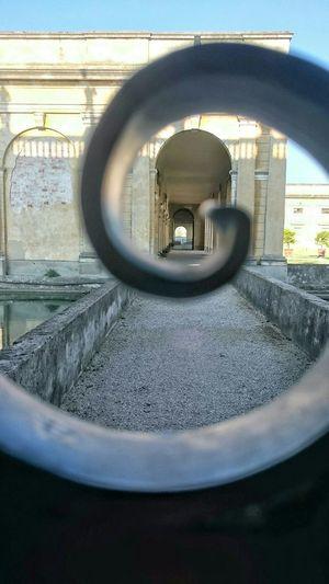 In Piazzola Sul Brenta Villa Contarini Old Buildings Prospective