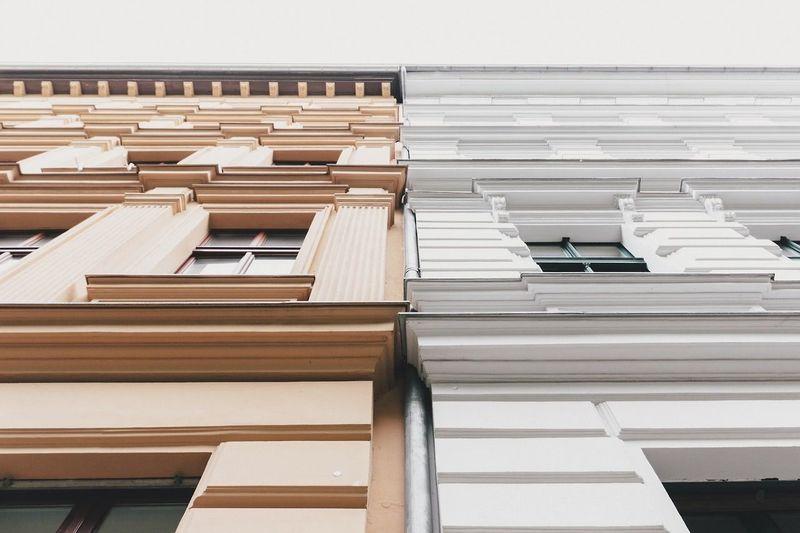 Divisions Kreuzberg Architecture Lookup Façade