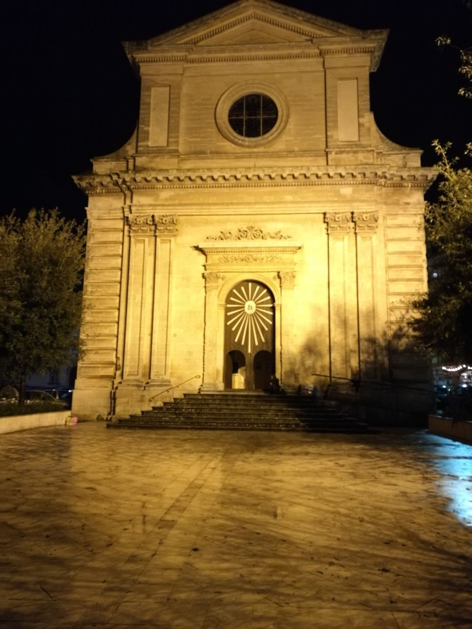 history, architecture, built structure, arch, travel destinations, spirituality, religion, place of worship, no people, outdoors, night, illuminated, building exterior