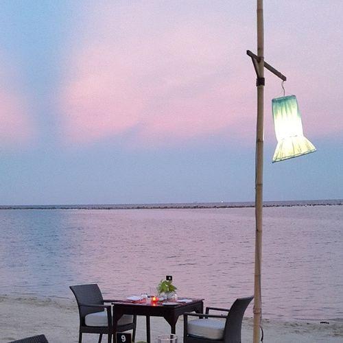 Sunset Thailand Kosamui