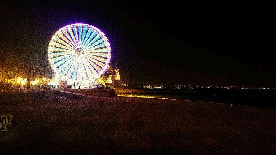 Real photo edited like a draw.. Taken & Edited By Me Cascais Cascais Portugal Edited My Way Night Photography Beautiful Carousel Illuminated Baía Cascais Portugal_lovers Nightphotography Atmosphere