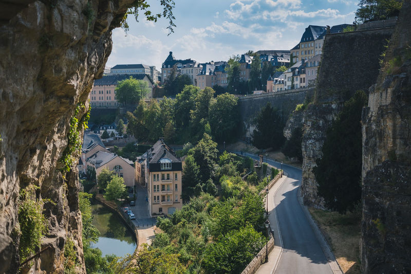 Architecture City Cityscape Luxembourg Nature Old Town Building History Outdoor Photography Outdoors Palace