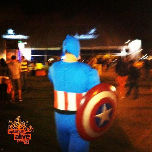 #optimusalive capitão América #FTW Ftw Optimusalive