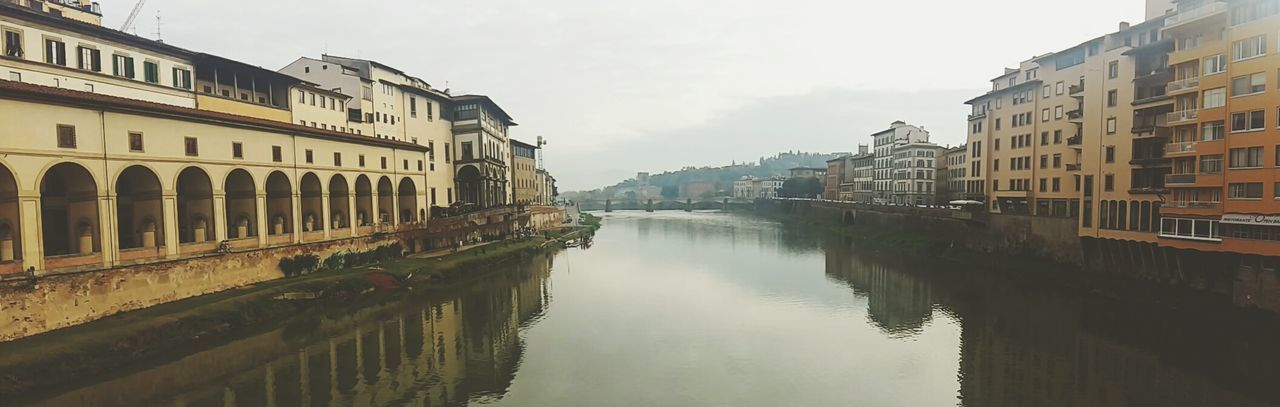 Firenze Arno River Beauty Of Nature The Great Outdoors With Adobe My Favorite Photo