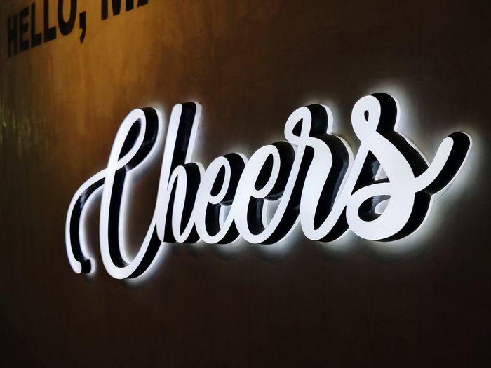 Cheers my