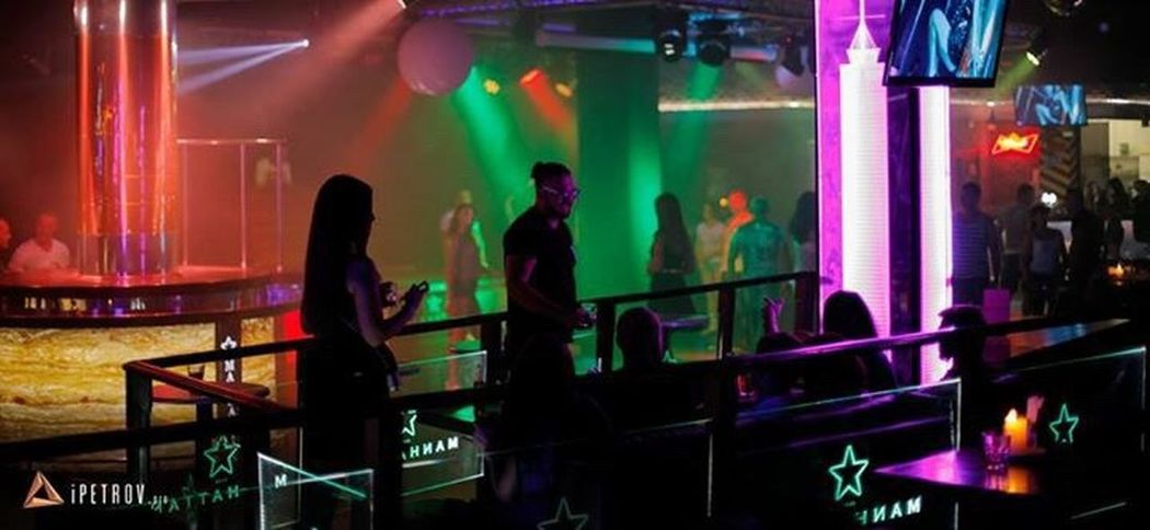 Manhattan_club Igor_petrov Dancing Night Club Night Party Cherkassy
