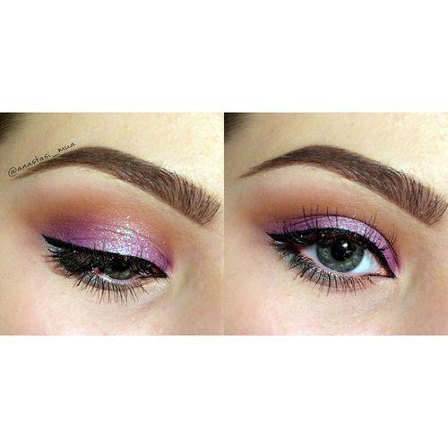 Makeup Makeupartist Mua Visage Lashes Cosmetics Beautiful Beauty Eyes Greeneyes Fashion Art LoveMyWork Pink Makeupforever