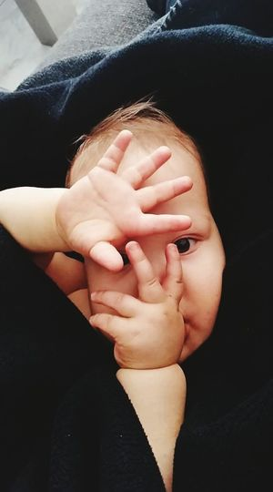 Little Boy Love Innocence Sweet Moments Babyboy Kiekeboe