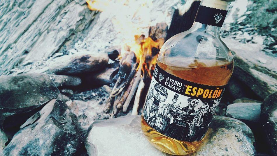 Espolon Drink Tequila Nature Alcohol