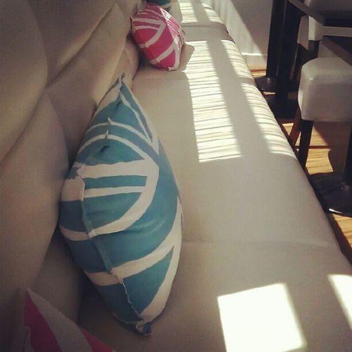 Nice cushions :-) Jubilee British