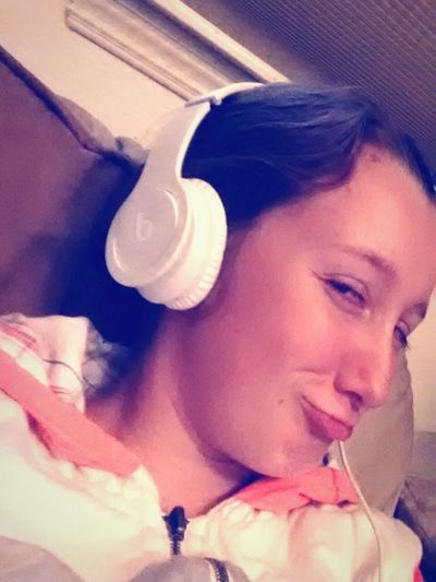 Me with the bæ (headphones) Feeling Lucky First Eyeem Photo
