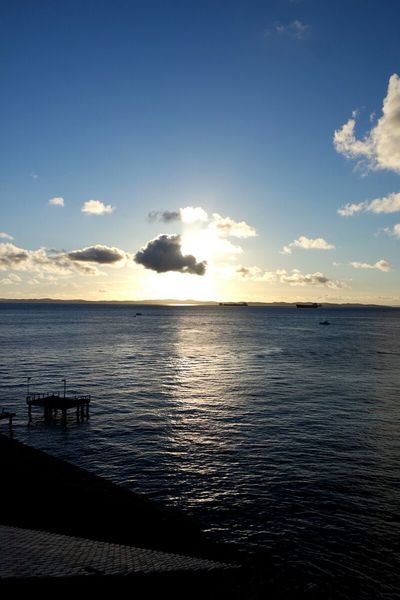 Sunset Sea Salvador Sun_collection