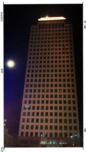 Moon & The Tower