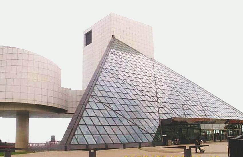 Rock Rockandrollhalloffame Cleveland History Architecture Halloffame