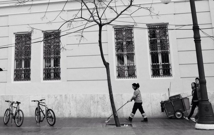 Streetphotography Blackandwhite Street Portrait Fallas 2013