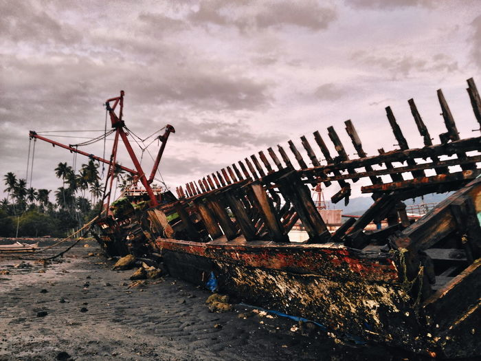 Ships Shipwrecked First Eyeem Photo Check This Out Vscocam VSCO Philippines Explorer