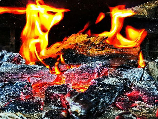 Fuego 🔥 Fuego Fire Paellas PaellaValenciana Paella Valenciana